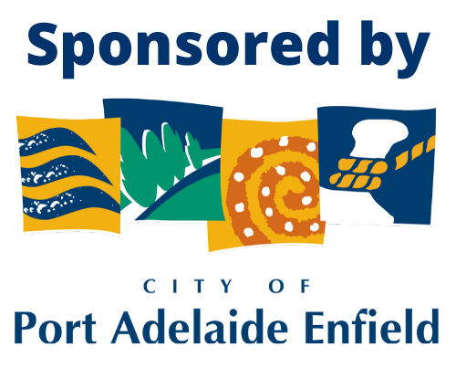 Sponsored by the City of Port Adelaide Enfield